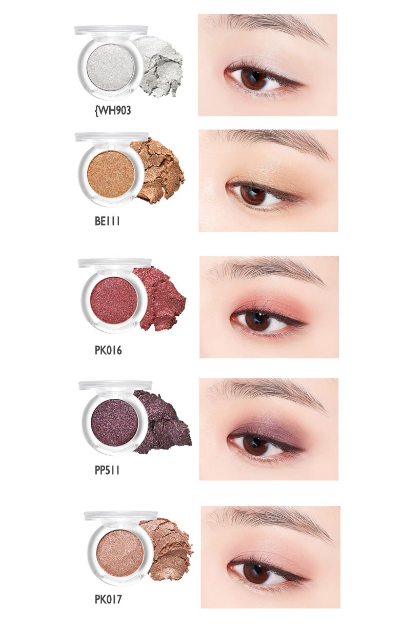 Etude House Look At My Eyes Cafe Swatches